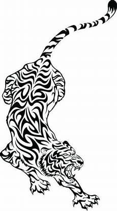 Wow 25 Gambar Tato Harimau Putih Gambar Tato Keren