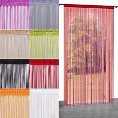 Raumteiler Zum Aufhängen - fadenvorhang fadengardine raumteiler t 252 rvorhang gardine