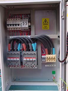 100a automatic transfer switch uvr 3 phase 400v with abb contactors 30 400 versions