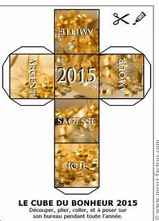carte le cube du bonheur pour la nouvelle 233 e pour