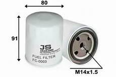 Fc31003 Fuel Filter Mercedes 240d 2 4l 1976 1985