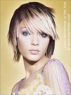 halblange haare stylen