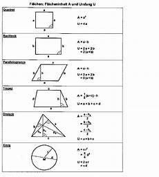 formelsammlung geometrie flchen pdf