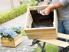 vasi in legno fai da te bostik gomma liquida impermeabilizzante pratiko store