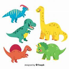 free vector dinosaur collection