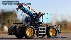 Lego Technic Terrain Crane 42070 C Model