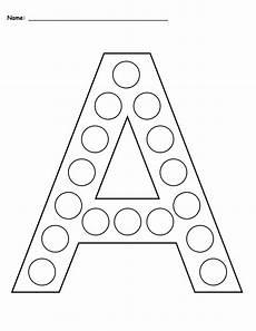 104 alphabet do a dot printables uppercase lowercase supplyme