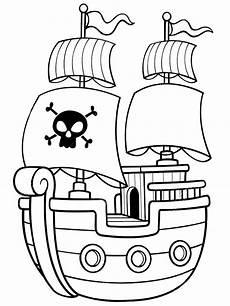 ausmalbilder piratenschiffen malvorlagen kostenlos zum