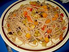 Spaghetti Mit Gemüse - spaghetti mit gem 252 se bolognese rezept mit bild