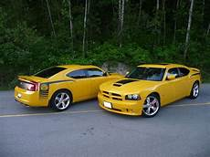 Dodge Charger Rumble Bee