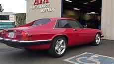 jaguar xjs performance v12 jaguar xjs magnaflow dual exhaust system