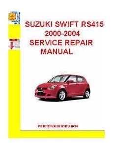 service manuals schematics 1987 suzuki swift head up display suzuki swift rs415 service repair manual download suzuki swift repair manuals swift