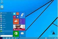 bureau classique windows 10 installer windows 10 technical preview windowsfacile fr