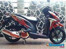 Modifikasi Vario 125 Pgm Fi by Honda Vario Techno Pgm Fi 125 Modifikasi Motor