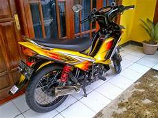 Modif Motor Zr by Dunia Modifikasi Kumpulan Modifikasi Motor Yamaha Zr