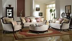 french provincial formal living room furniture set sofa loveseat exposed wood ebay