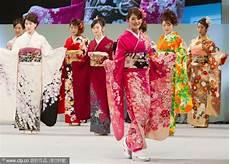 japon le concours de miss kimono