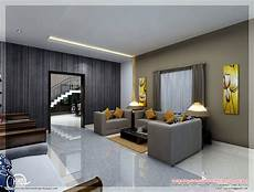 house interior design for living room awesome 3d interior renderings kerala house design
