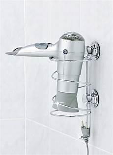 badezimmer accessoires ohne bohren quot everloc quot vacuum system haartrockner halter badezimmer