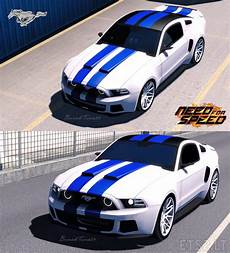 Need For Speed Ford Mustang By Buraktuna24 Ets 2 Mods