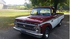 1966 Ford F 100 Is All Class No Filler F150online