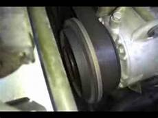 auto air conditioning repair 2008 toyota camry engine control 2008 toyota camry ac compressor youtube