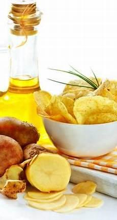 kartoffelchips selber machen einfaches rezept mit anleitung