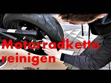 motorrad kette reinigen motorrad kette reinigen und fetten motorrad saisonstart