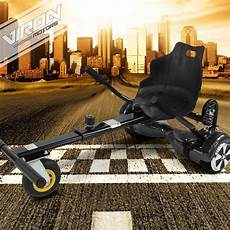 Hoverboard Mit Sitz - hoverkart f 252 r hoverboard balance scooter e scooter sitz