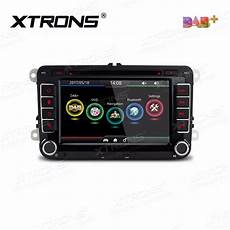 xtrons 7 inch car dvd player 2 din radio dab canbus gps