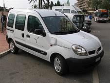 Renault Kangoo Electric Car