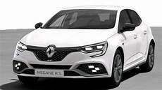Fiche Technique Renault Megane 4 Rs Iv 1 8 T 280 18cv Rs 2019