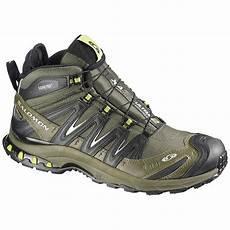 salomon s xa pro 3d mid leather gtx shoe