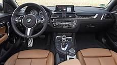 bmw 2 cabrio 2017 abmessungen kofferraum und innenraum
