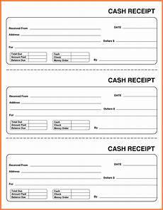 10 blank receipt template marital settlements information