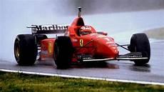 F1 1996 Michael Schumacher Amazing Spain Grand Prix In