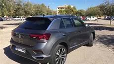 Volkswagen New T Roc 2018 Sport Indium Grey 19 Inch Suzuka