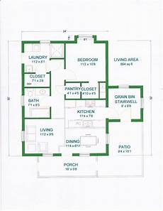small gambrel house plans gambrel barn home 24 x32 with images small house plans