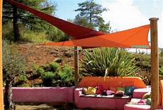 Voile D Ombrage Impermeable Triangle Rectangle De 2m20 A 5m25
