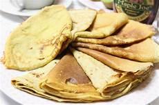 Crepes Sans Gluten Maizena