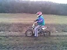 Explorer Mini Motocross Rx 110 Ccm Burnout 4