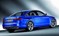 New Audi Rs6 Sedan Revealed Gets 580 Hp Turbo V10
