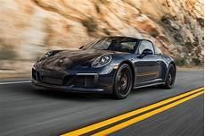 2017 Porsche 911 Targa 4 Gts Test Performance