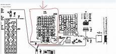 98 freightliner wiring diagram fleetwood discovery 34q model 98 chassis 97 what i am looking for is the fuse box panel it