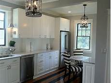 Beadboard Kitchen Banquette by Beadboard Banquette Cottage Dining Room Interior