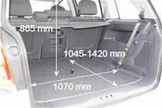 zafira b kofferraumvolumen adac auto test opel zafira 1 7 cdti ecoflex edition