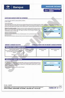 credit carrefour banque avis comment compl 233 ter votre contrat de pr 234 t personnel