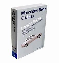 manual repair free 2012 mercedes benz sl class transmission control mercedes w202 c class c220 c230 c280 service repair manual bentley ebay