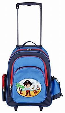 aminata 73192 kinder reisetasche mit rollen