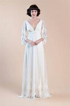 Pettibone Brautmode Hochzeitskleid Boho